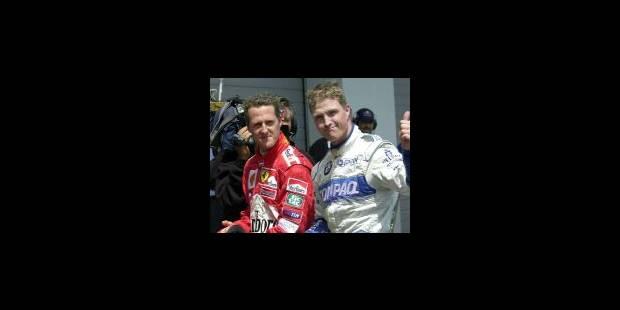 Prost et Michelin rouleront à domicile - La Libre