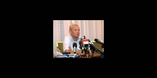 Dario Frigo a reconnu avoir avoir pris de l'EPO - La Libre