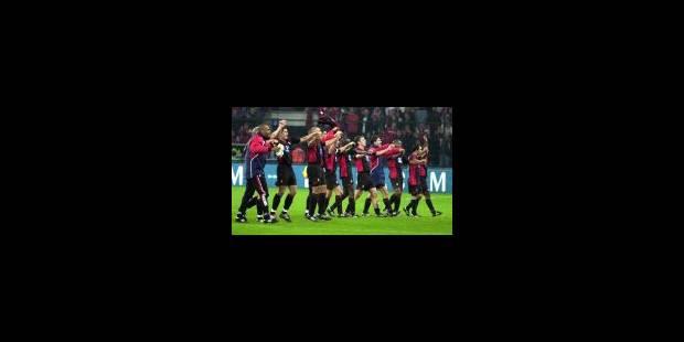 Les Girondins veulent marquer - La Libre
