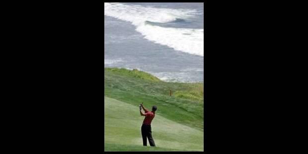 Tiger Woods invente le «Chelem du Tigre» - La Libre