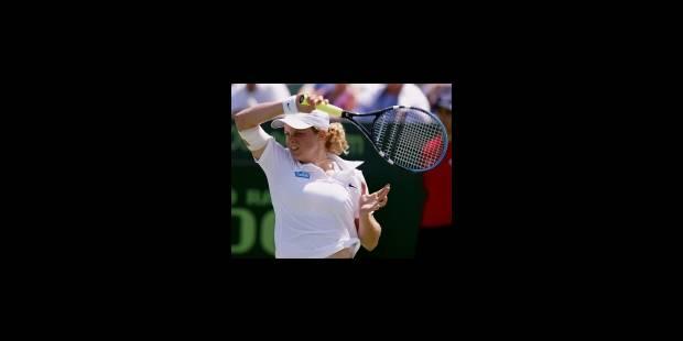 Kim Clijsters 3e joueuse mondiale - La Libre