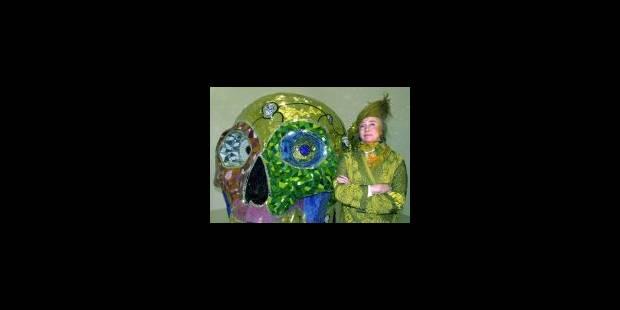 La mort de Niki de Saint-Phalle - La Libre