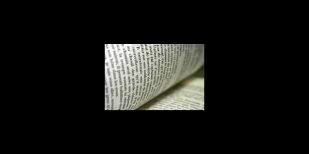 Les ambiguïtés du langage - La Libre