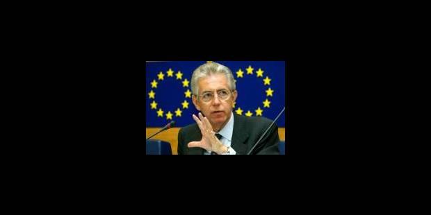 La Commission ne désarme pas - La Libre