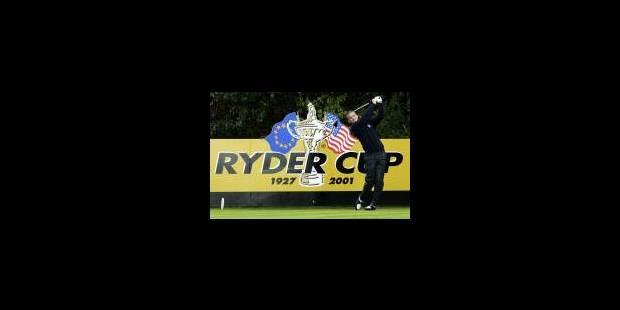 La Ryder Cup est européenne! - La Libre