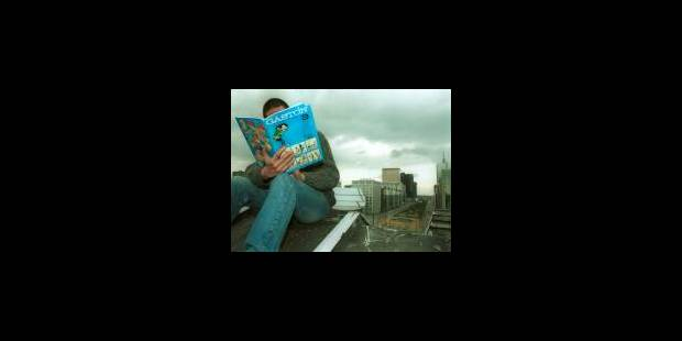 L'édition belge se réalise à l'étranger - La Libre