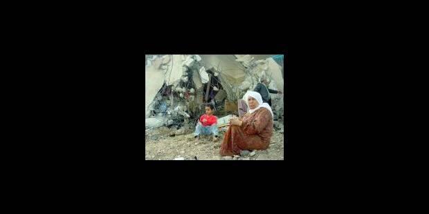 Palestine, une occupation indigne - La Libre