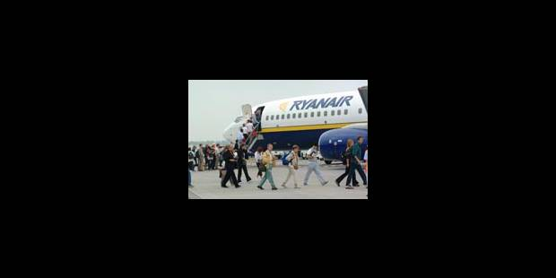 Ryanair crie trop tôt victoire - La Libre