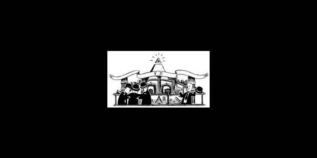 La franc-maçonnerie à visage découvert - La Libre