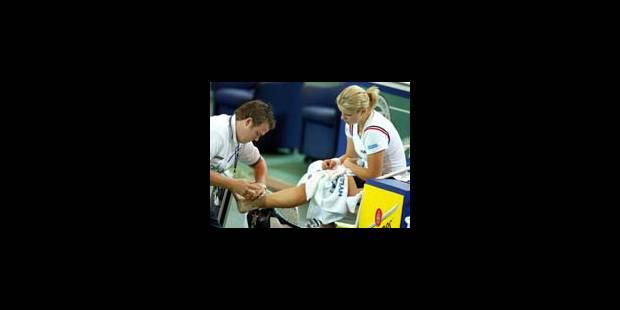 Nouvelles plutôt rassurantes pour Kim Clijsters - La Libre