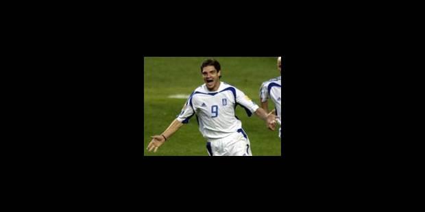 La Grèce championne d'Europe! - La Libre