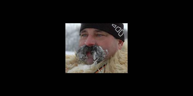 La vague de froid meurtrière s'installe dans l'est de l'Europe - La Libre