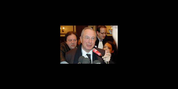 DPV rentre à Paris le sourire aux lèvres - La Libre