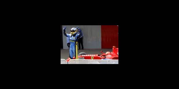 Alonso est le roi chez lui! - La Libre
