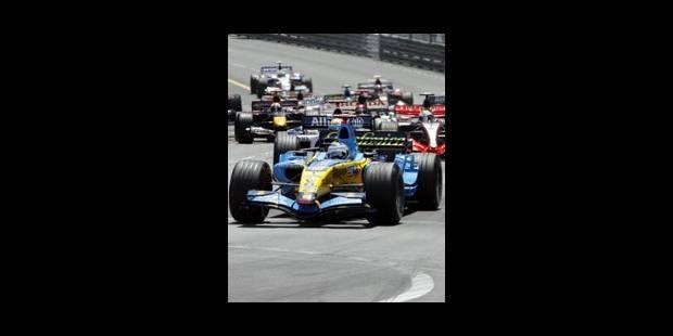 Alonso remporte le Grand Prix de Monaco - La Libre