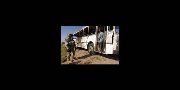 La violence fait 58 morts et éclipse le procès de Saddam - La Libre