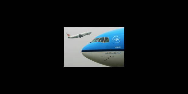 Le secteur aérien encore dans le rouge - La Libre