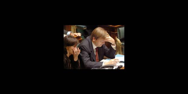 Amorce de dialogue entre Verhofstadt et Onkelinx - La Libre