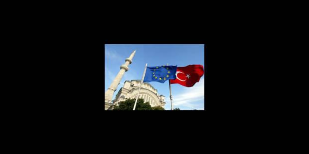 Les négociations avec Ankara en sursis - La Libre