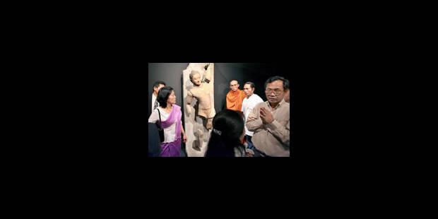 Angkor et ses dieux de pierre - La Libre