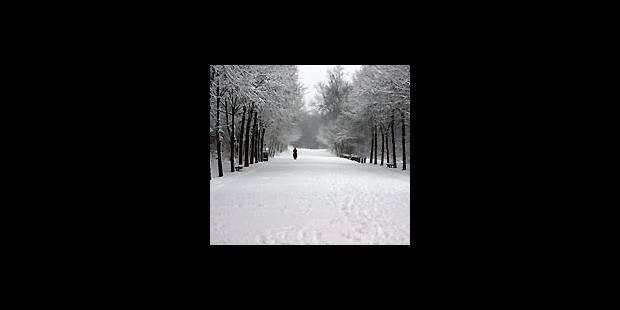 Le nord de l'Europe perturbé par la neige - La Libre