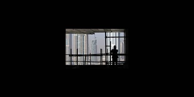 La Tour de Dubaï s'élève déjà à 422,5 mètres de haut - La Libre