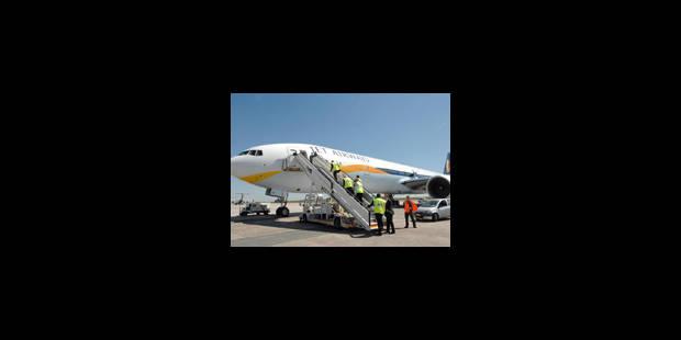 Jet Airways choisit Brussels Airport - La Libre