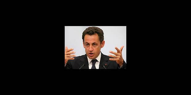 Un million de téléchargements pour le président français - La Libre
