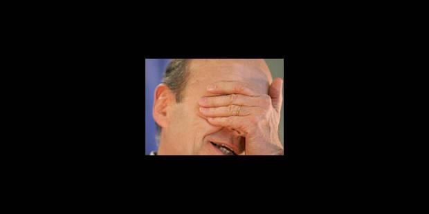 Juppé, battu, quitte le gouvernement - La Libre