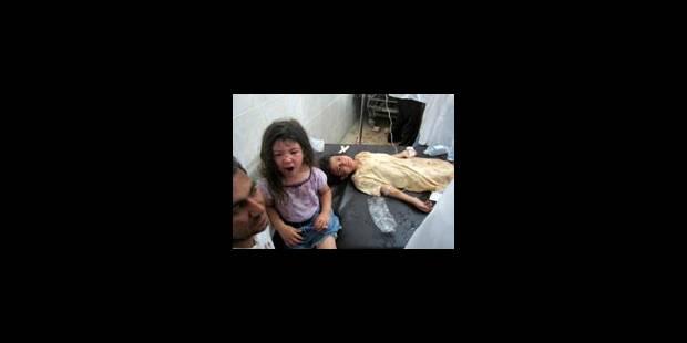 Attentat suicide: au moins 75 morts, 180 blessés - La Libre