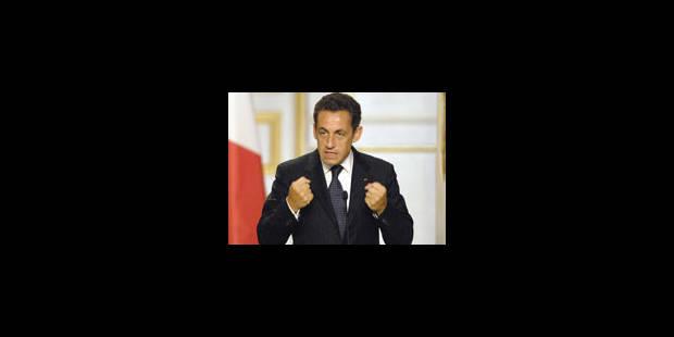 Sarkozy veut évincer Siemens de Areva NP - La Libre