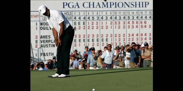 Tiger Woods prend la tête - La Libre