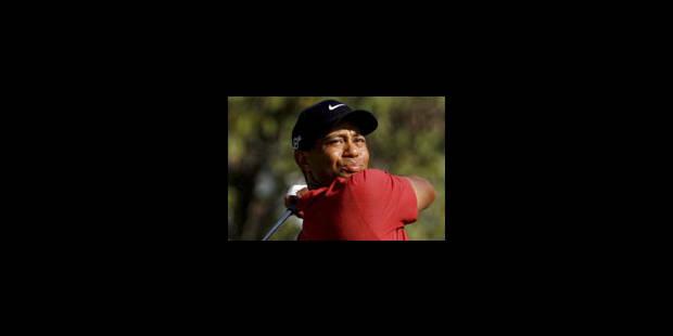 Tiger Woods en maître à Tulsa - La Libre