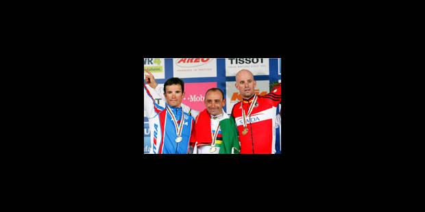 Paolo Bettini champion du monde ! - La Libre