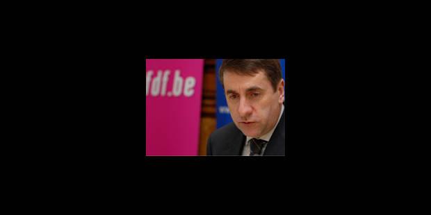Le FDF veut des initiatives francophones - La Libre
