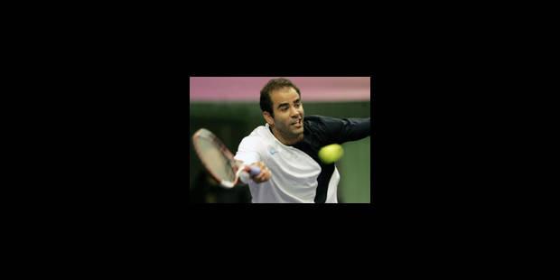 Roger Federer s'impose face à Pete Sampras - La Libre