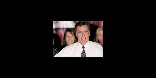 Mitt Romney se relance dans le Michigan - La Libre
