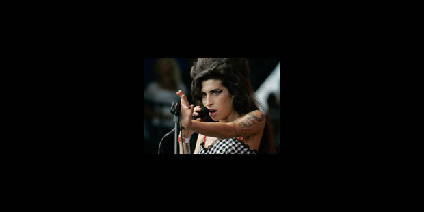 Amy Winehouse, reine des Grammy - La Libre