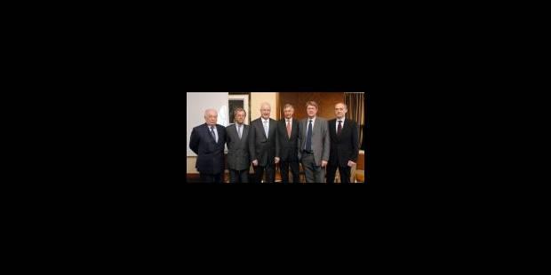 Les patrons belges, en front commun - La Libre