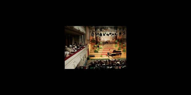 Six Belges au Concours Reine Elisabeth - La Libre
