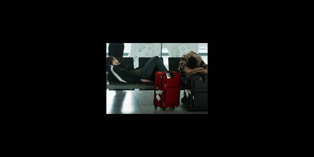 Le terminal 5 se transforme en cauchemar pour les passagers - La Libre