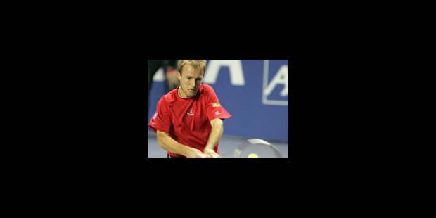 Christophe Rochus gagne la finale - La Libre