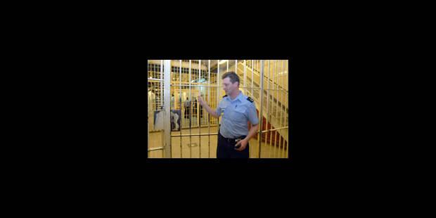 Prisons : rénover, ne pas construire - La Libre