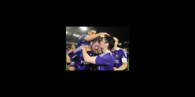 Anderlecht fait un grand pas vers la C1! - La Libre