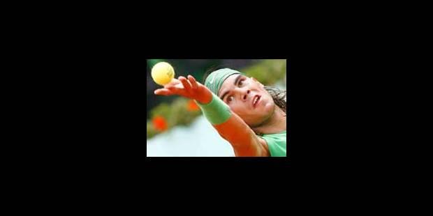 Quatrième finale pour Nadal à Roland Garros - La Libre