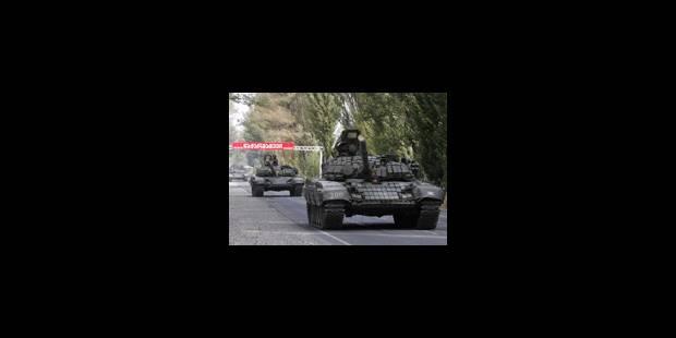 """Saakachvili appelle Medvedev à """"mettre fin à la folie"""" - La Libre"""