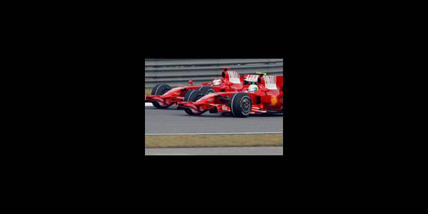 Ferrari met la pression sur la FIA - La Libre