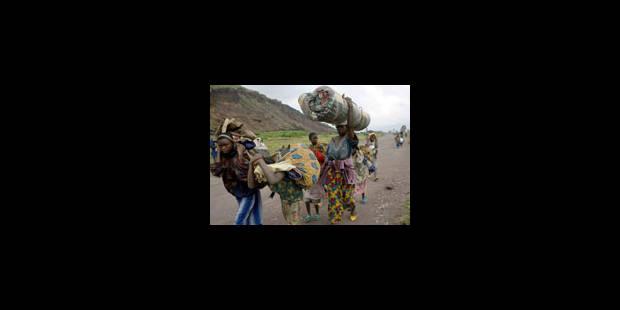 Pas de plan d'évacuation des Belges de Goma - La Libre