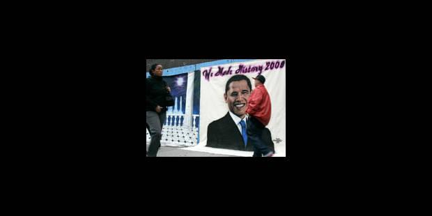 Le triomphe historique de Barack Obama - La Libre