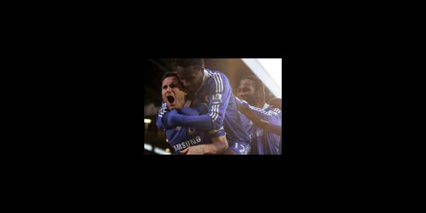 Chelsea coince face à Fulham - La Libre